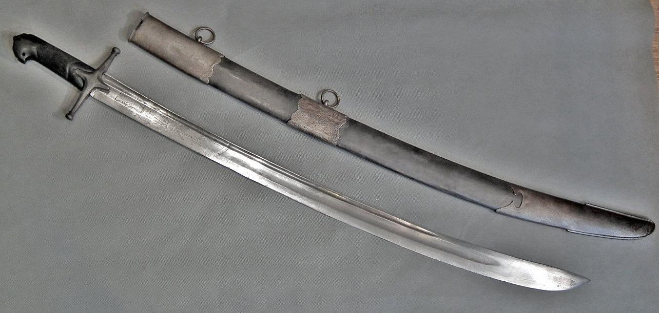 Antique 18th Century Huge Polish Sword Karabela Sabre