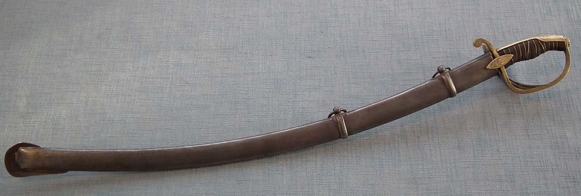 Rare Authentic Antique Polish Officer Cavalry Sword Sabre Model WZ.1917