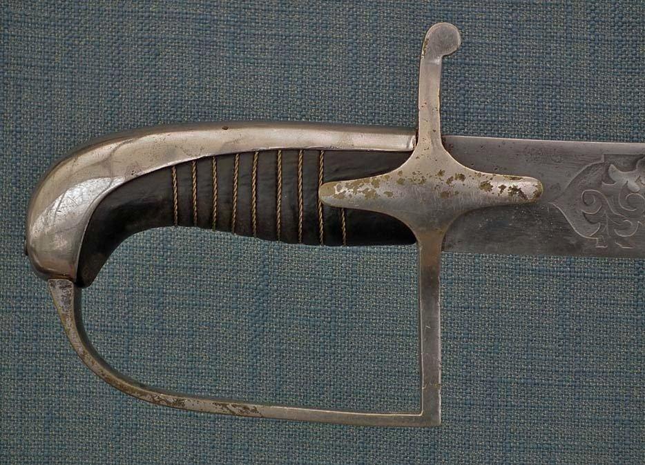 Antique Polish Cavalry Non-Commissioned Officer Cavalry Sword (Szabla podoficerska) wz. 1921/22