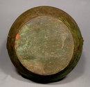Ancient Chinese Ceramic Vase Hu, Han Dynasty