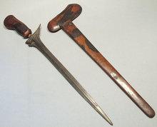 Antique Sword Keris Indonesian Kris, Bali 18th -19th century