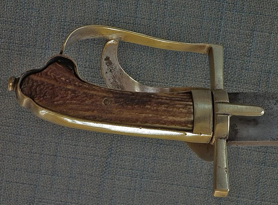 Antique 17-18th century Polish Cavalry Sword With Karabela Style Grip