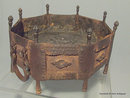 Antique Persian Safavid Islamic Brazier, 16th -17th Century
