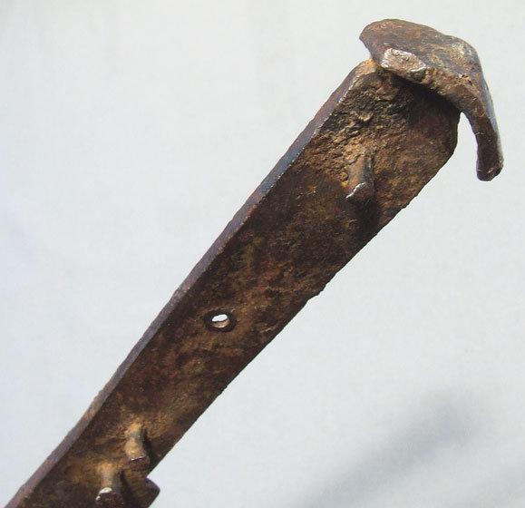 Antique Medieval German Dagger, 15th century