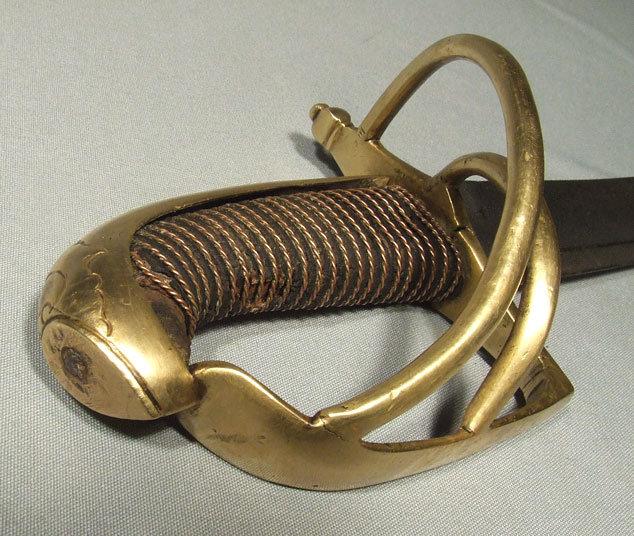 Antique Austrian Hungarian Sword, 18th Century