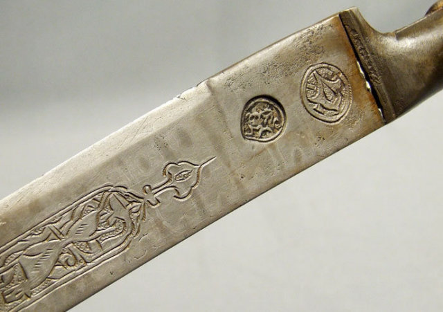 Shashka Antique 19th century Russian Sword