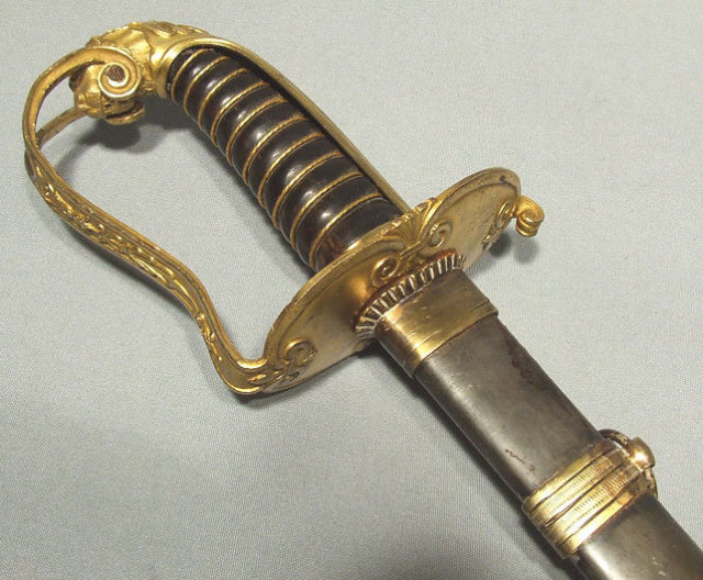 Antique 19th century Empire Sword