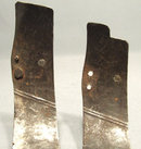 Antique 16th century 2 Armour Lames