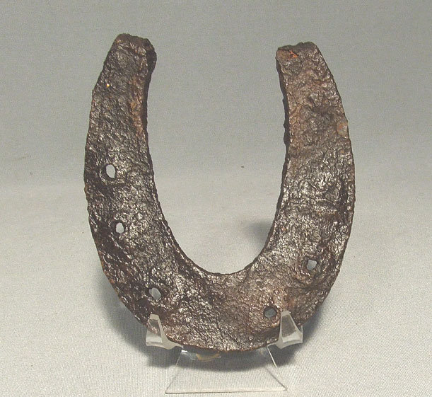 Antique Medieval Horse-shoe 12th-14th century