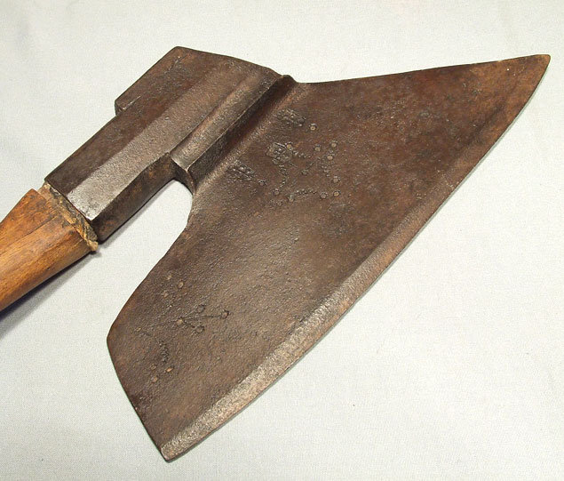 Antique German Executioner's Axe 17th century