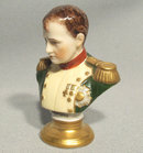 Dresden Porcelain Napoleon Figurine