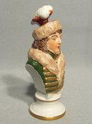 Porcelain Figurine Napoleonic Marshal Joachim Murat
