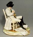 Porcelain Figurine Emperor Napoleon