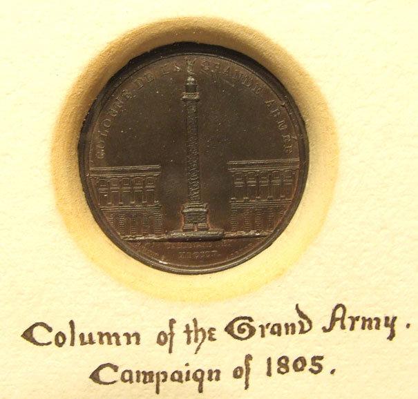 6 Antiques Napoleonic Medals Napoleon, 19th century