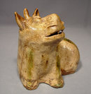 SOLD Antique Chinese Tang Dynasty Mythical Unicorn
