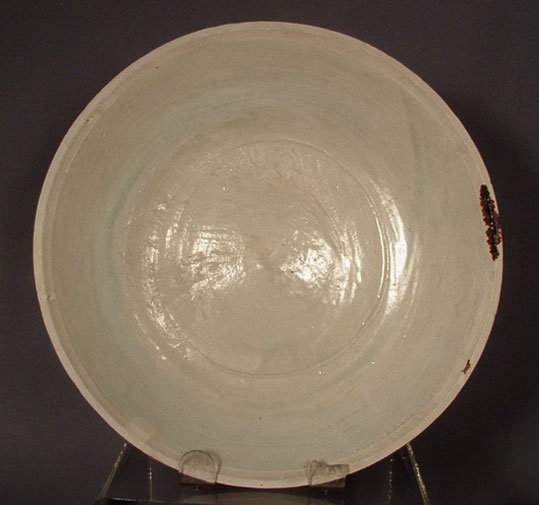 Song Dynasty Ceramic Large Plate, 960-1279