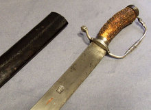 Antique 17th century English Naval Sword