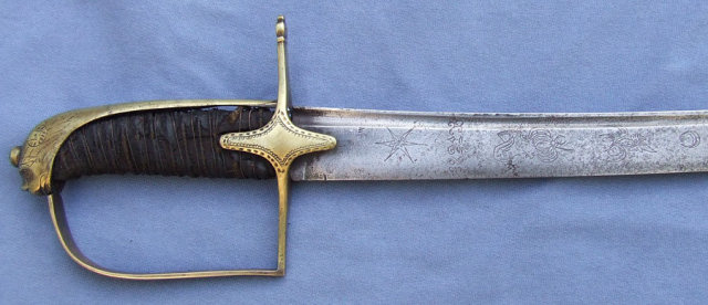 Antique 18th century Sword Polish Sabre