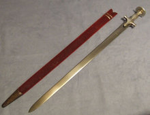 Antique Indo Persian Islamic Sword Sikh Tulwar