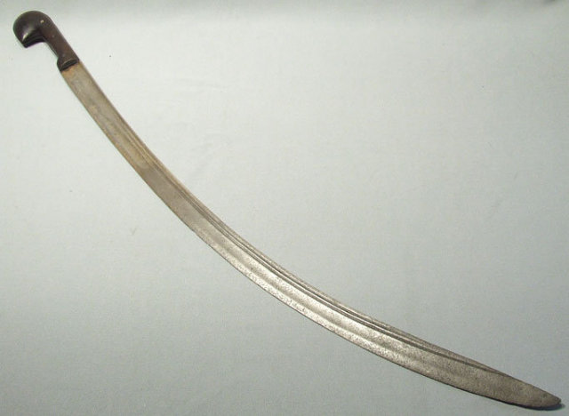 Antique 19th century Russian Cossack Sword Shashka