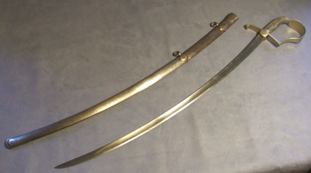 SOLD Antique 19th century Austro - Hungarian Sword Sabre