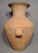 Antique Chinese Neolithic Pottery Amphora