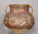 Antique Chinese Ceramic Pot Neolithic Majiayao
