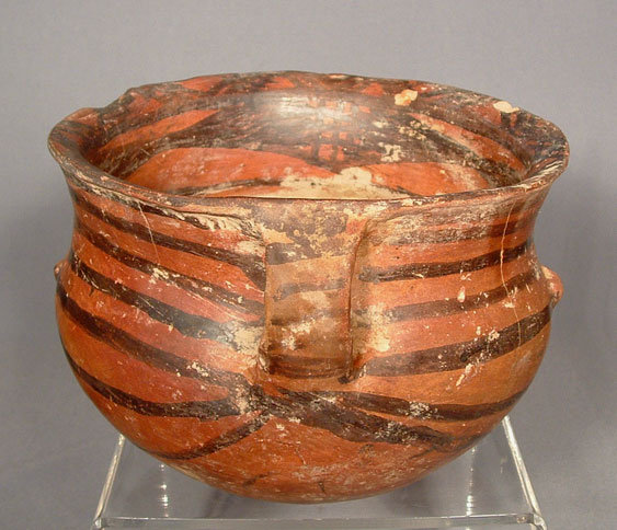 Antique Chinese Neolithic Majiayao Ceramic Pot