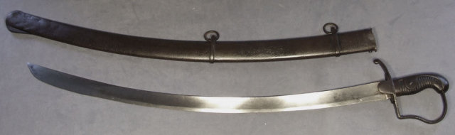 Antique Napoleonic Prussian Sword Blücher M 1811