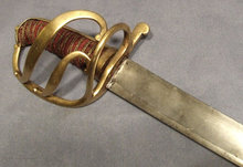 Antique French Napoleonic Infantry Officer Sword
