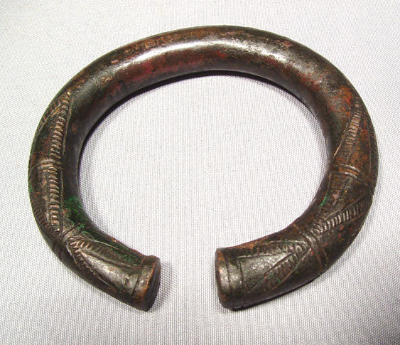 Ancient Celtic Bronze Torque