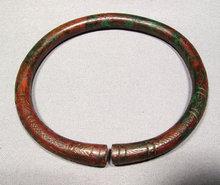 SOLD Ancient Celtic Warrior Bronze Torque Armlet