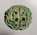 Ancient Seal Bactrian Bronze, circa 2200-1600 BC