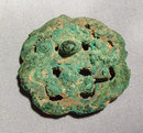 Ancient Seal Bactrian Bronze, circa 2200-1600 BC
