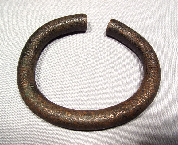 Celtic Warrior Bronze Armlet Torque Hallstatt Culture [1]