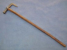 Antique Hungarian Polish War Hammer, 17th century
