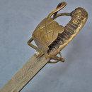 Antique Hungarian Sword Sabre, 17th century