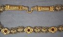 Antique Polish Belt for Dagger Sword 17th century  Poland