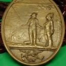 Rare James A. Garfield Peace Indian Medal