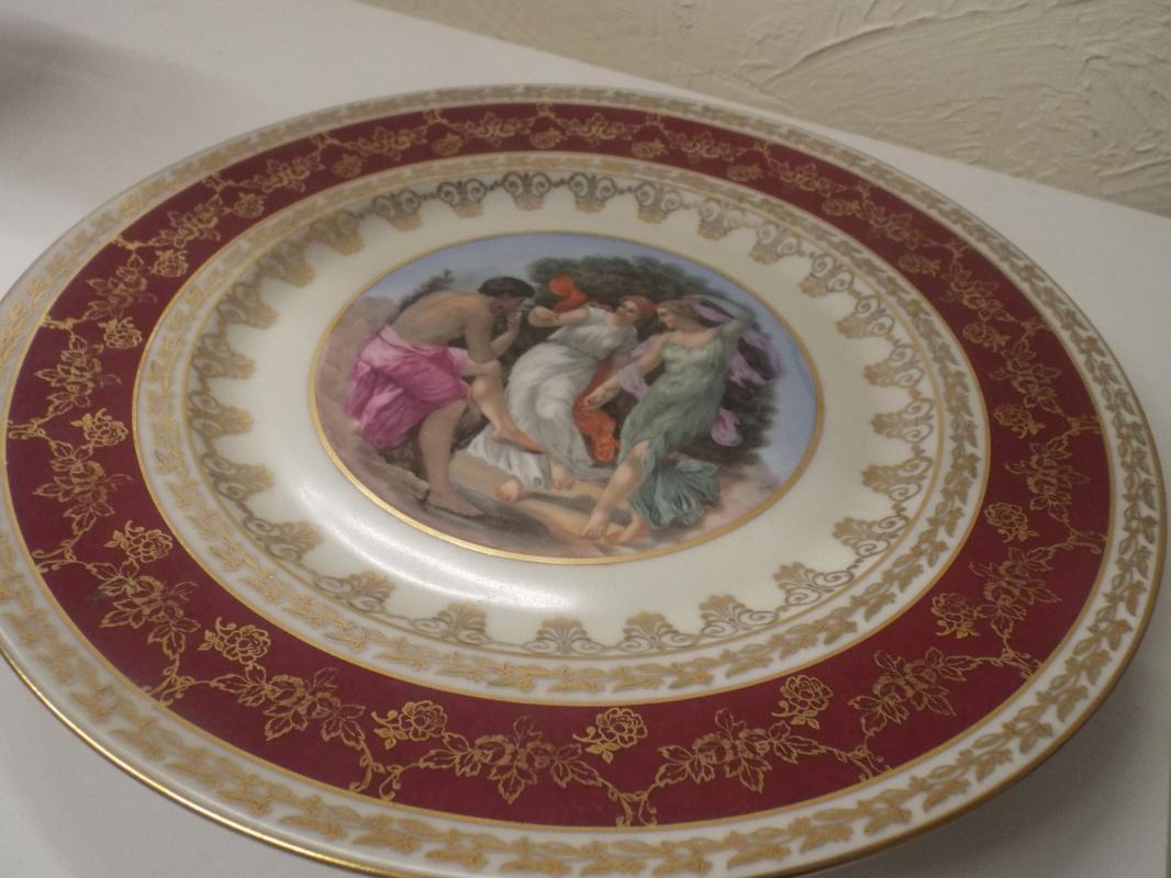 JK Decor plate