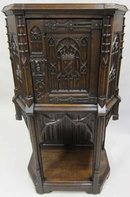 Small Gothic Cabinet (Argenterie)