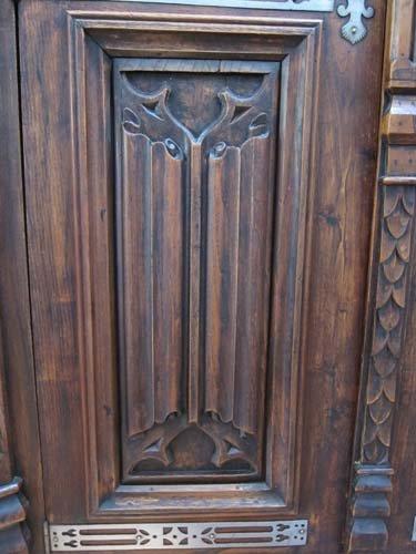 Gothic Armoire