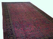 Antique Persian Sarouk Sarough Rug