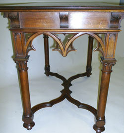 Small Gothic Table