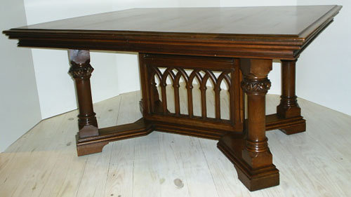 Gothic Dining Table