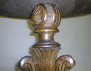 Floor Lamp/Table