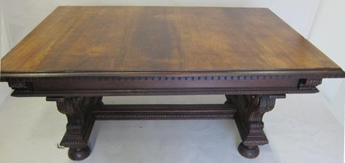 Italian Dining Table or Executive Desk