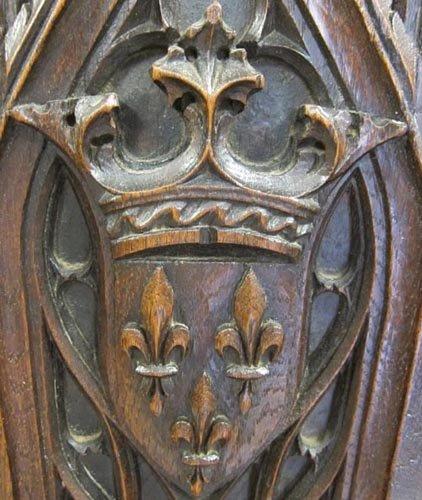 Gothic Bench