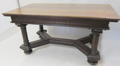 Italian Renaissance Dining Table
