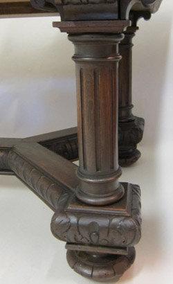 Italian Renaissance Dining Table